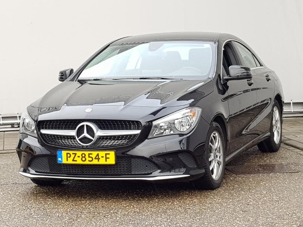 Mercedes-Benz CLA-Klasse 180 BE Business
