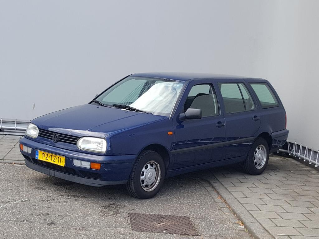Volkswagen GOLF VARIANT 1.4 CL