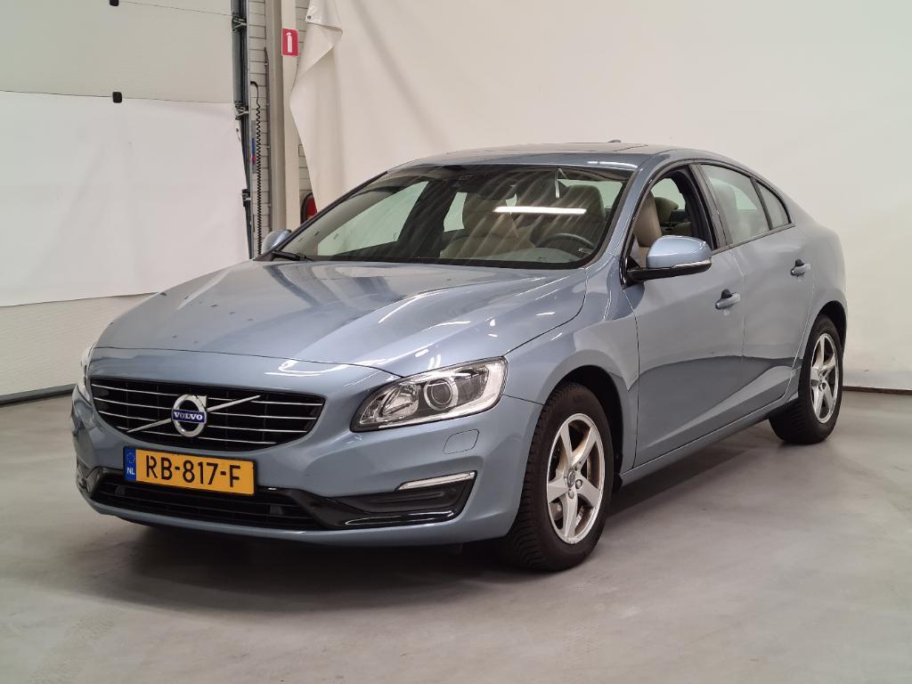 Volvo S60  2.0 D2 Polar+ Dyn.