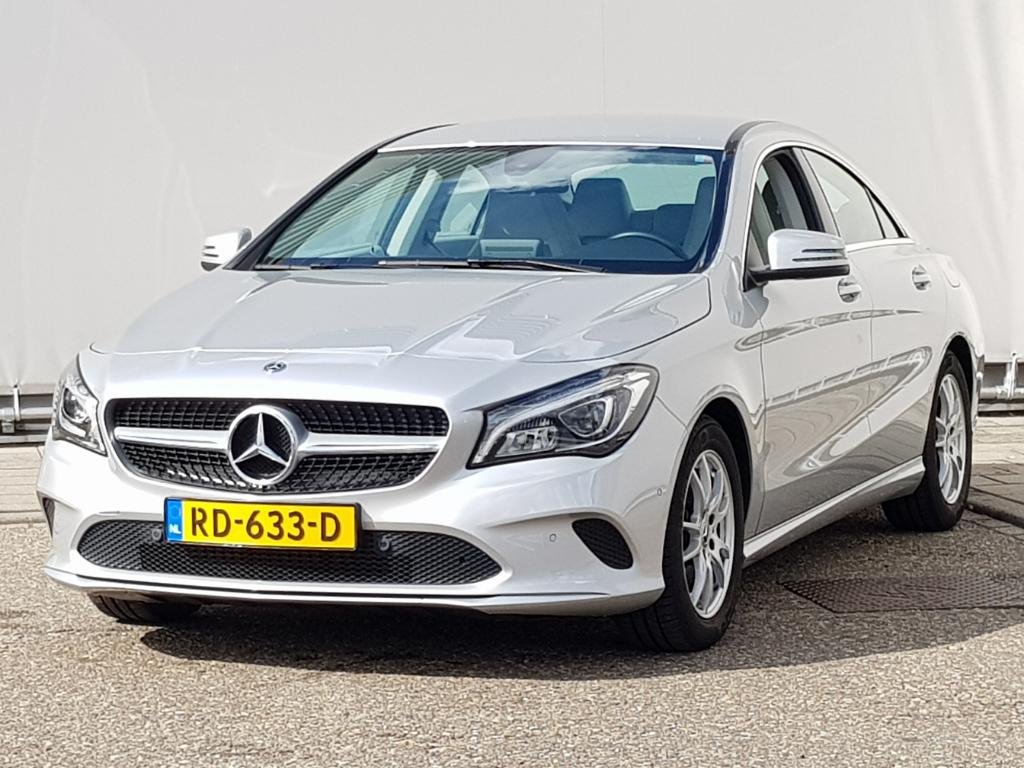 Mercedes-Benz CLA-Klasse 180 BE Ambition