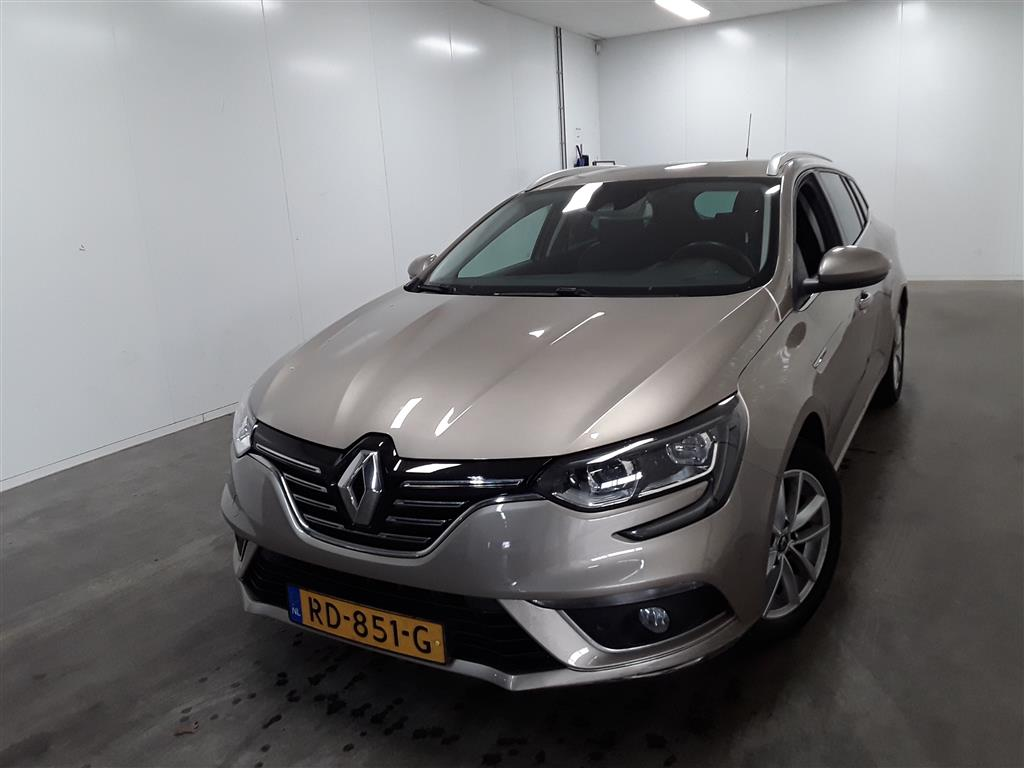 Renault MEGANE ESTATE 1.5 dCi Eco2 Bose