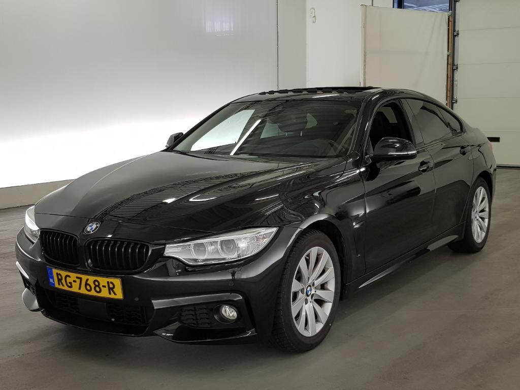 BMW 4-SERIE GRAN COUPÉ 440i Cent Hi Exec M-Sportpakket