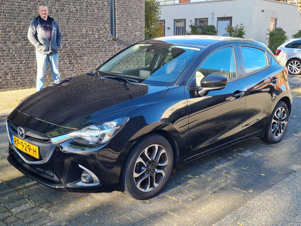Mazda 2  1.5 Skyactiv-G Dyn+