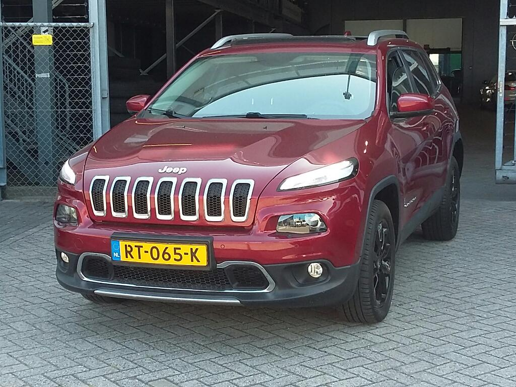 Jeep CHEROKEE  2.0 Limited 4WD