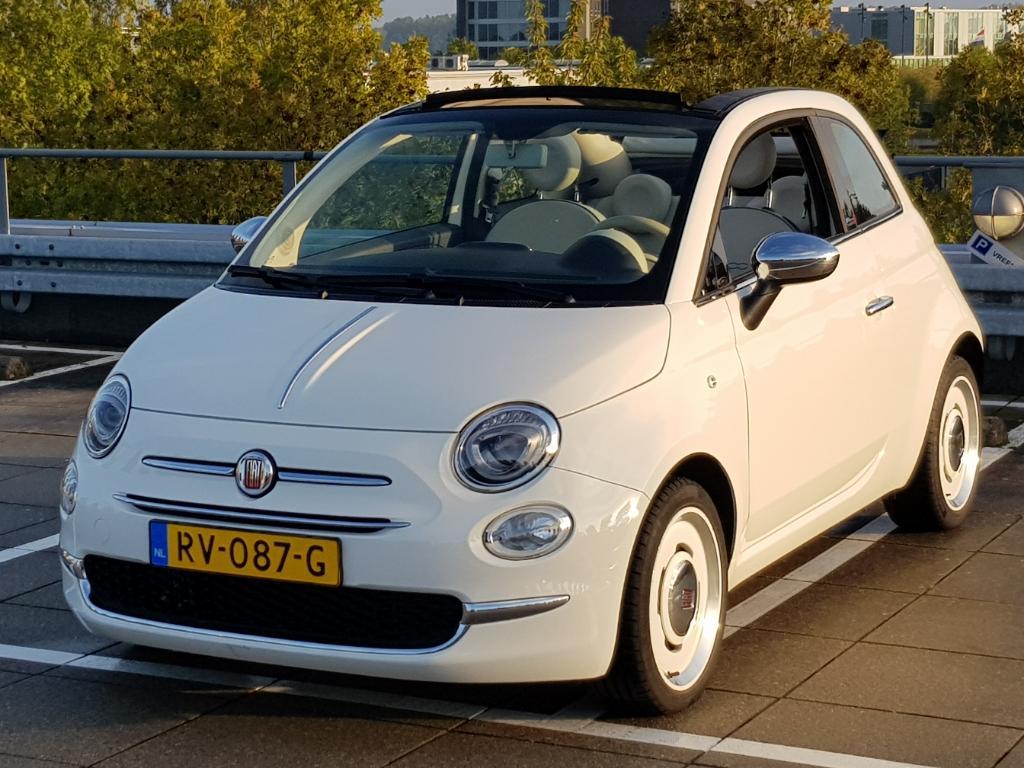 Fiat 500 C 0.9 TA T Annivers.