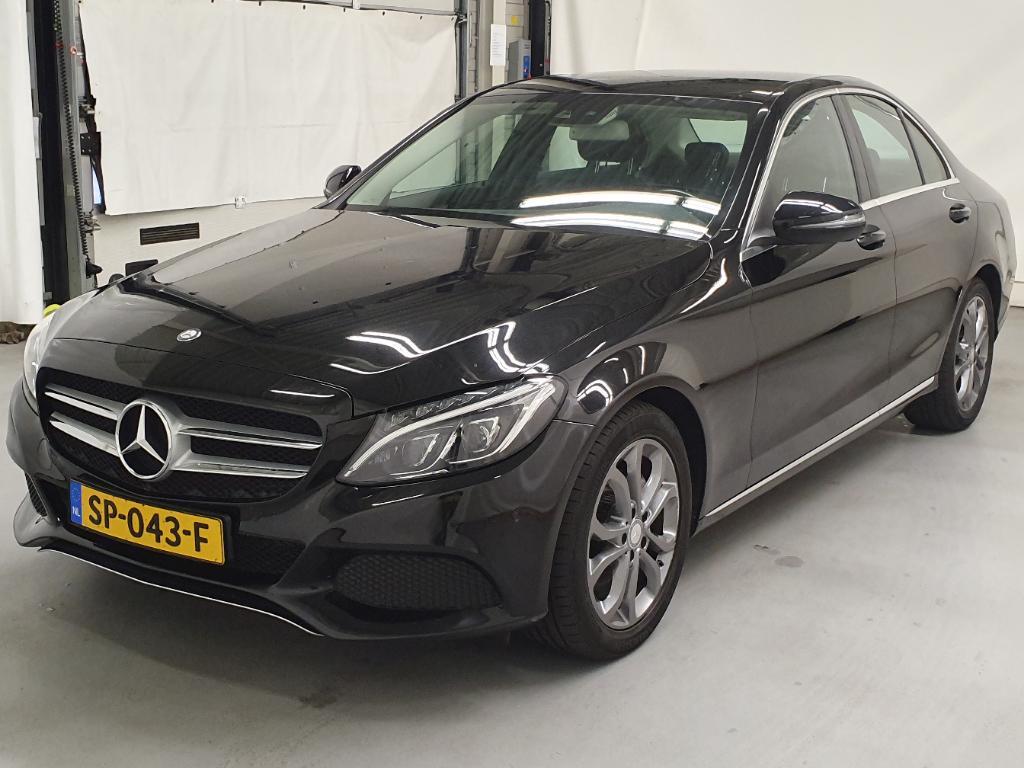 Mercedes-Benz C-KLASSE  220 CDI Premium