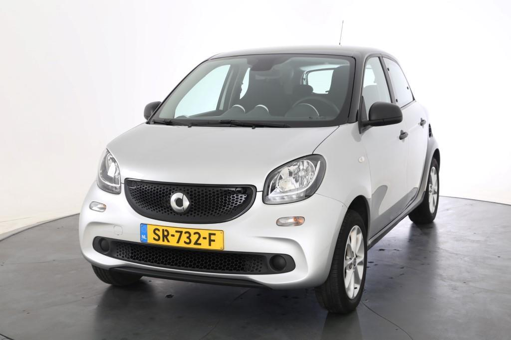 Smart FORFOUR  1.0 Bus. Sol. Pure Plus AUTOMAAT  LM Cool and Audio Comfort