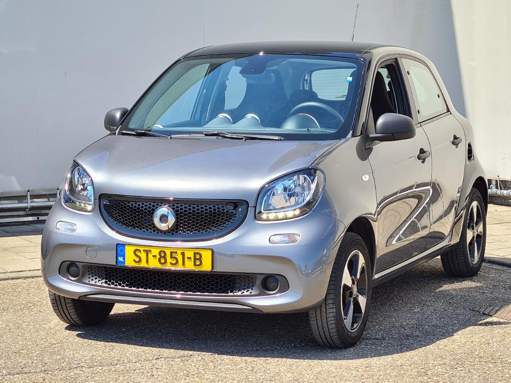 Smart FORFOUR  1.0 Bns Solution