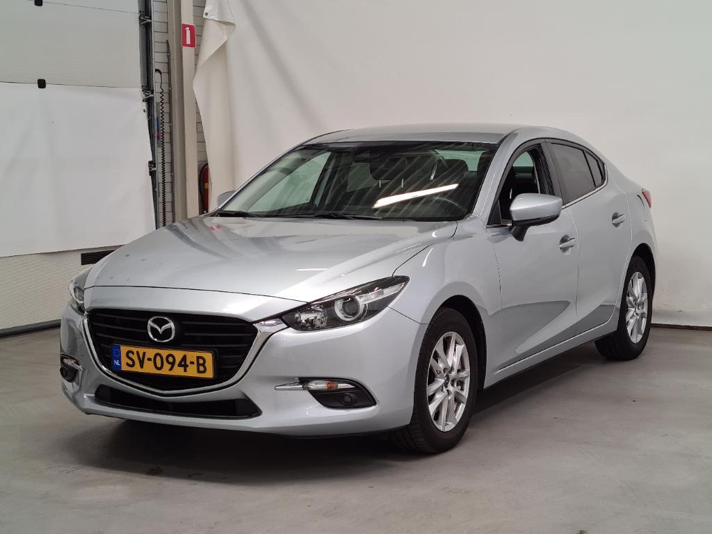 Mazda 3  2.0 S.A. 120 SkyL.