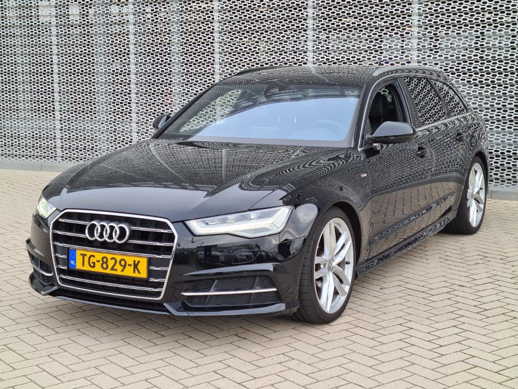 Audi A6 AVANT 1.8 TFSI u. Adv. Sp.