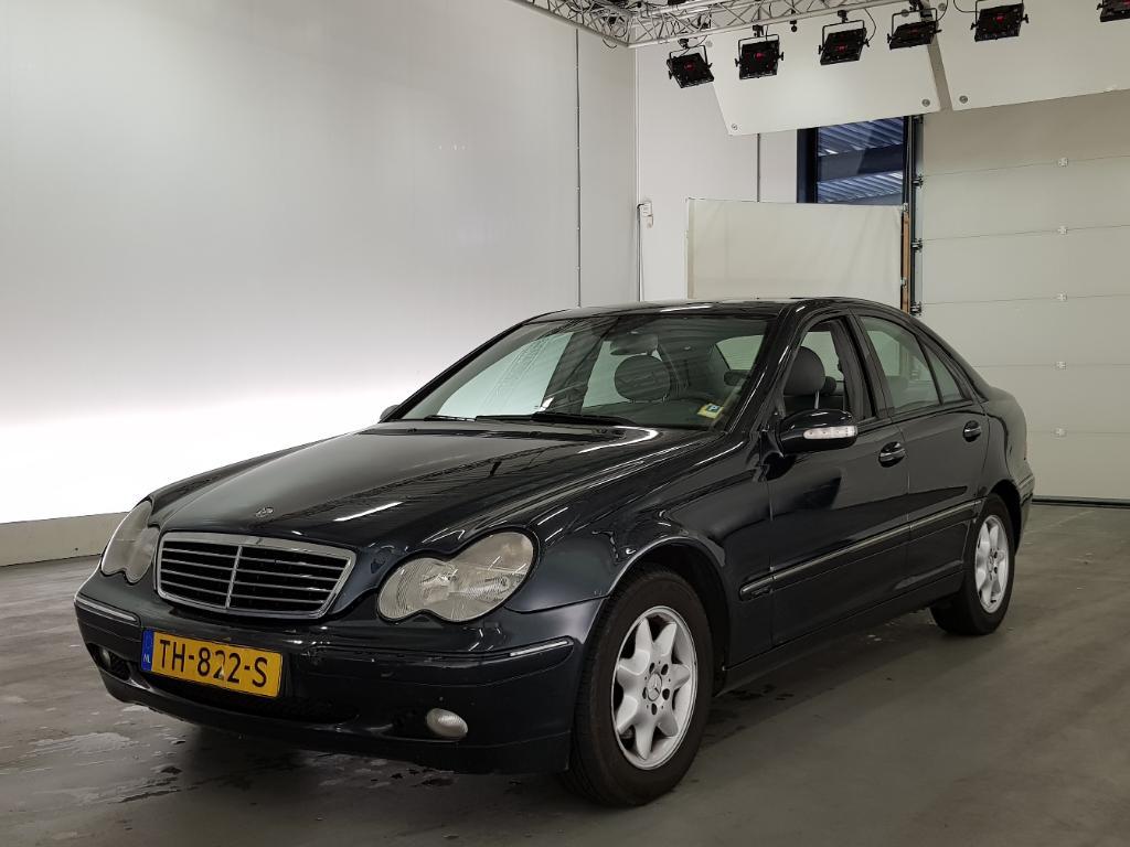 Mercedes-Benz C-KLASSE  220 CDI Elegance