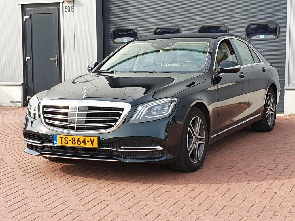 Mercedes-Benz S-KLASSE  350d Premium