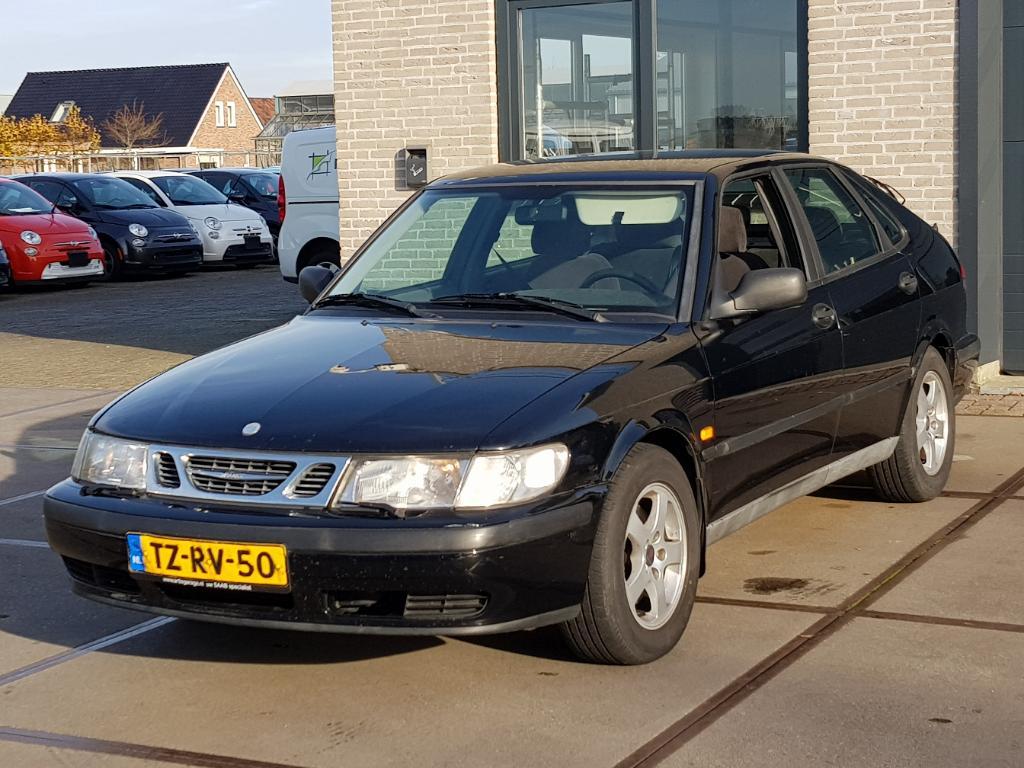 Saab 9-3  2.0t S