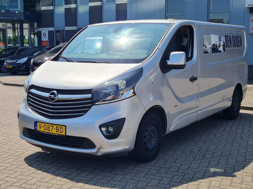 Opel VIVARO  1.6 CDTI L2H1 Sp Eco