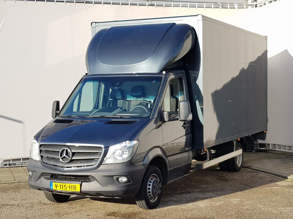 Mercedes-Benz SPRINTER  514 432 GESLOTEN LAADBAK