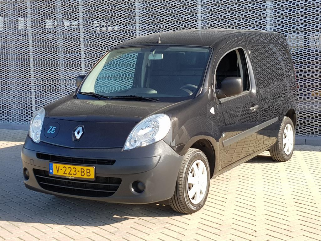 Renault KANGOO EXPRESS  Z.E.(battery leasing, see pictures)