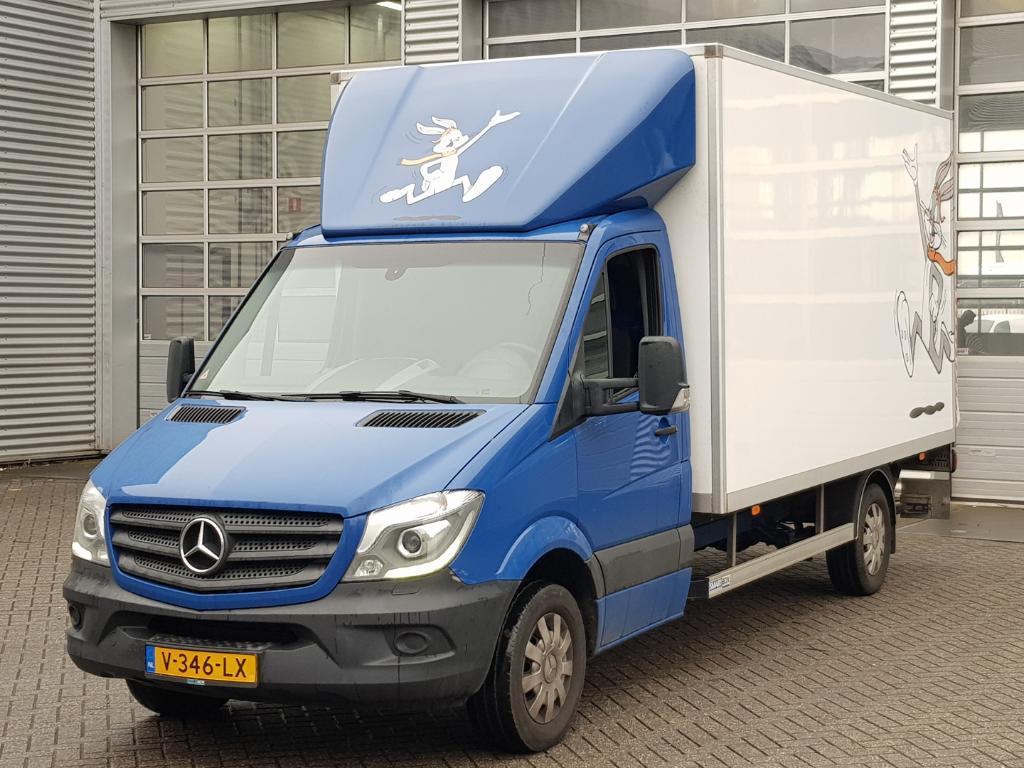 Mercedes-Benz SPRINTER  316 2.2 CDI 432 Bakwagen incl.hydr laadklep