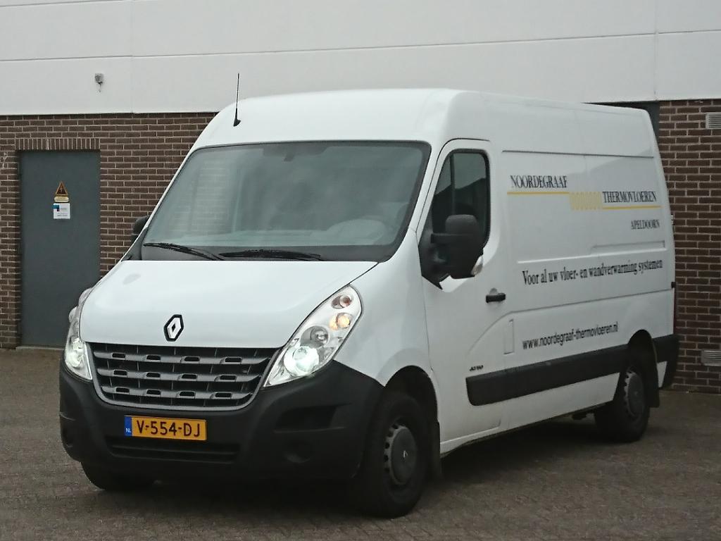 Renault MASTER  T35 2.3 dCi L2H2