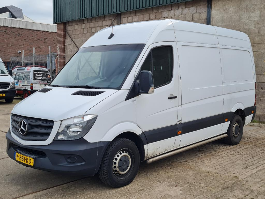 Mercedes-Benz SPRINTER  314 2.2 CDI 366 HD
