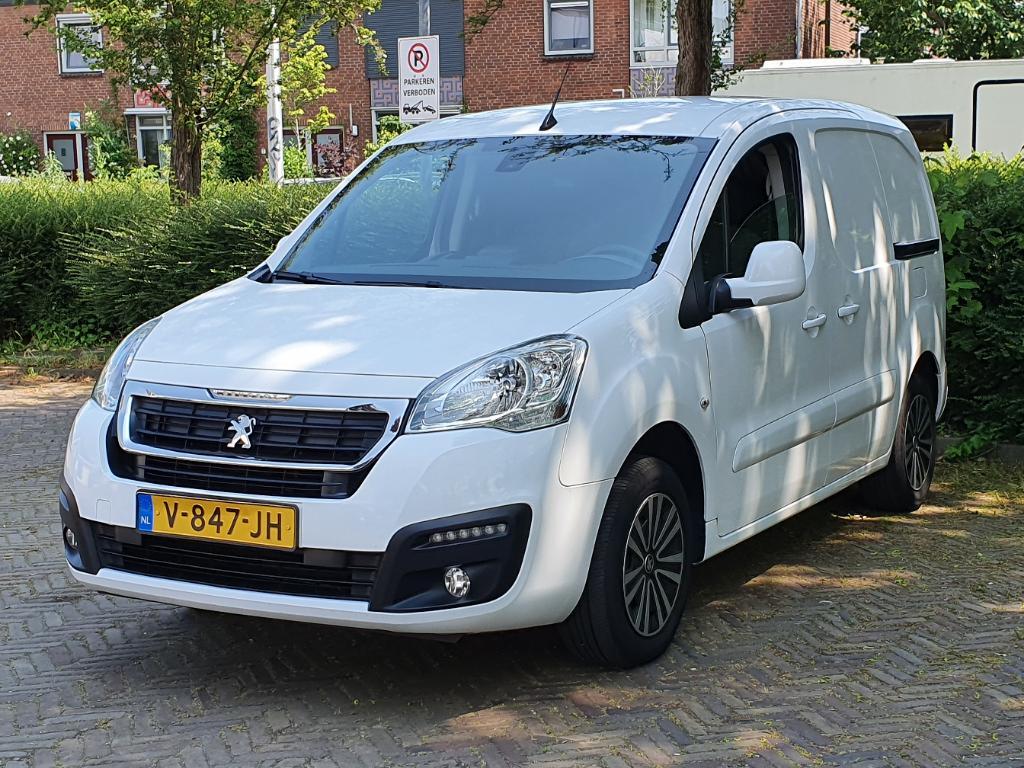 Peugeot PARTNER  120 1.6 BlueHDi L1PP