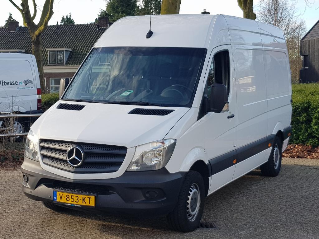Mercedes-Benz SPRINTER  211 2.2 CDI 366 HD