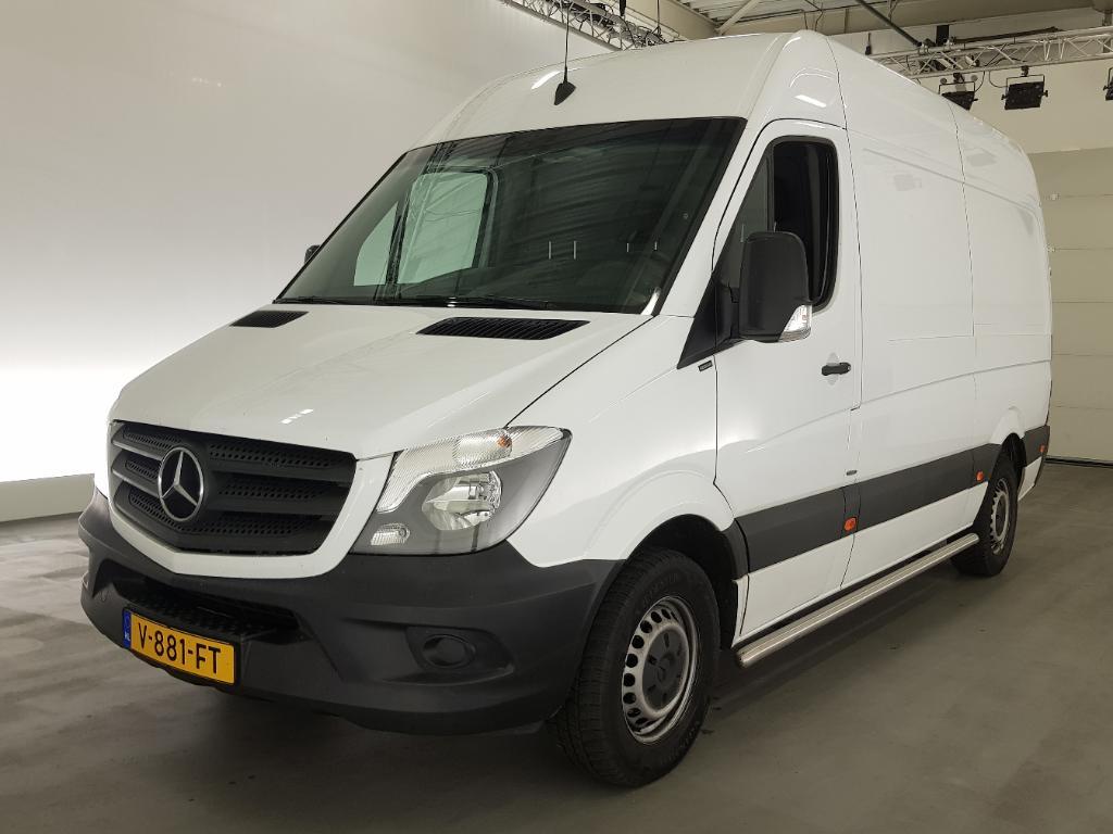 Mercedes-Benz SPRINTER  314 2.2 CDI 366 EHD Kasteninrichting en oprijplaat