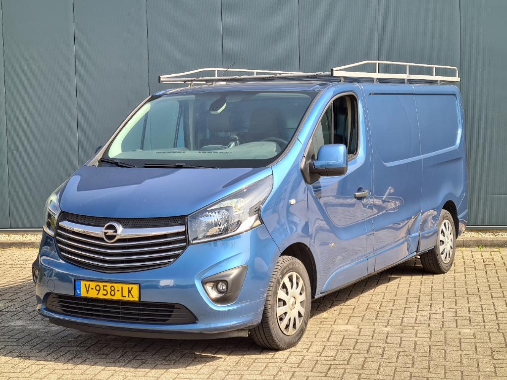 Opel VIVARO  1.6 CDTI L2H1 EdEc