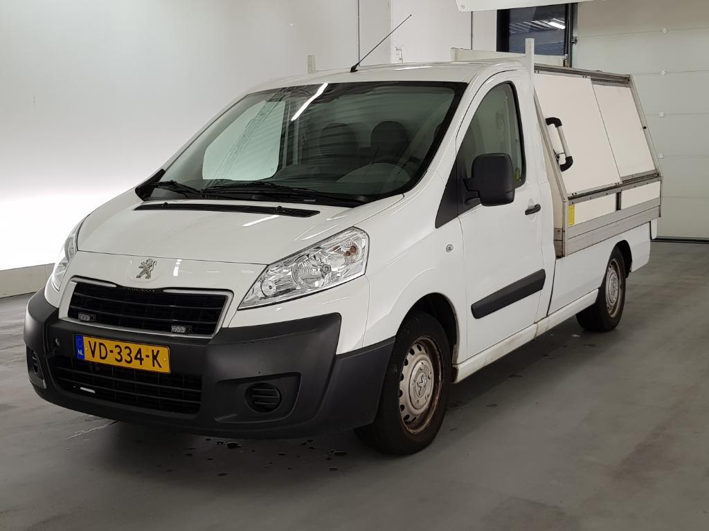 Peugeot EXPERT  229 2.0 HDI Bakopbouw