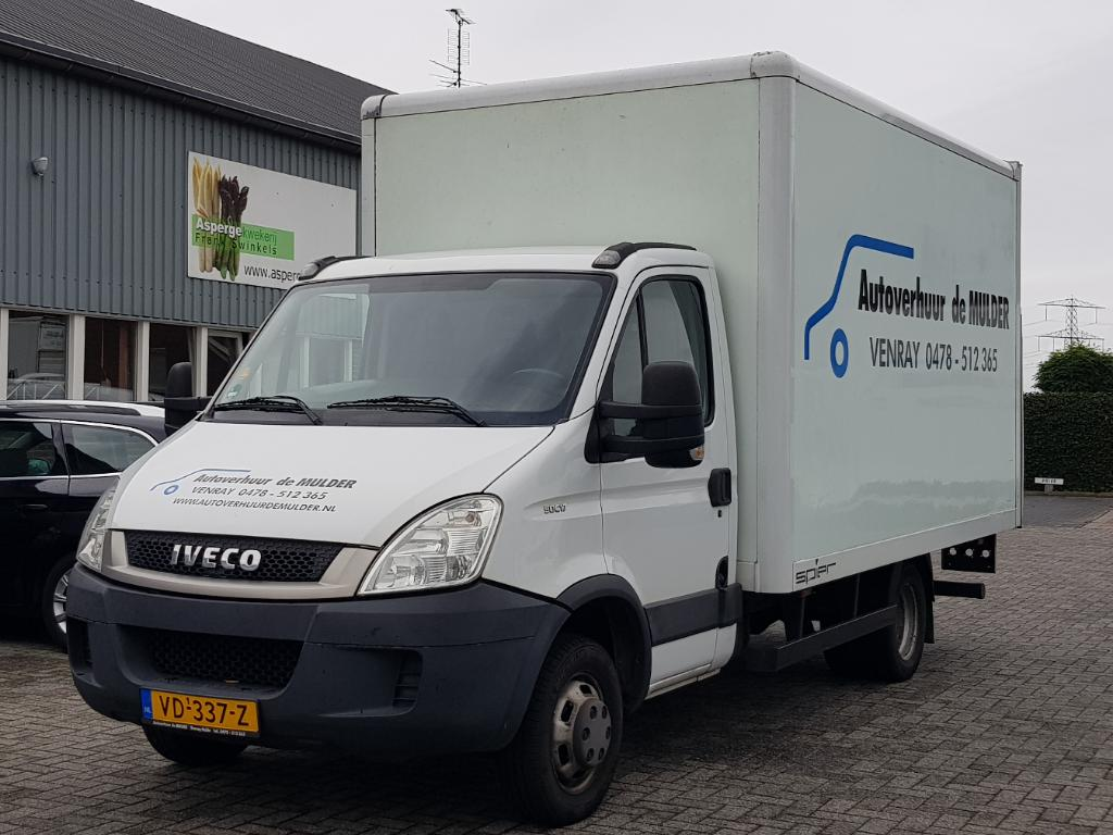 Iveco DAILY  50 C 17 EEV 375