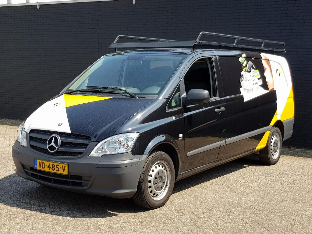 Mercedes-Benz VITO  113 CDI 343
