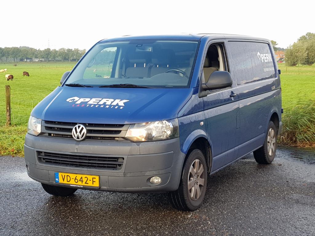 Volkswagen TRANSPORTER  2.0 TDI L1H1 Tr.