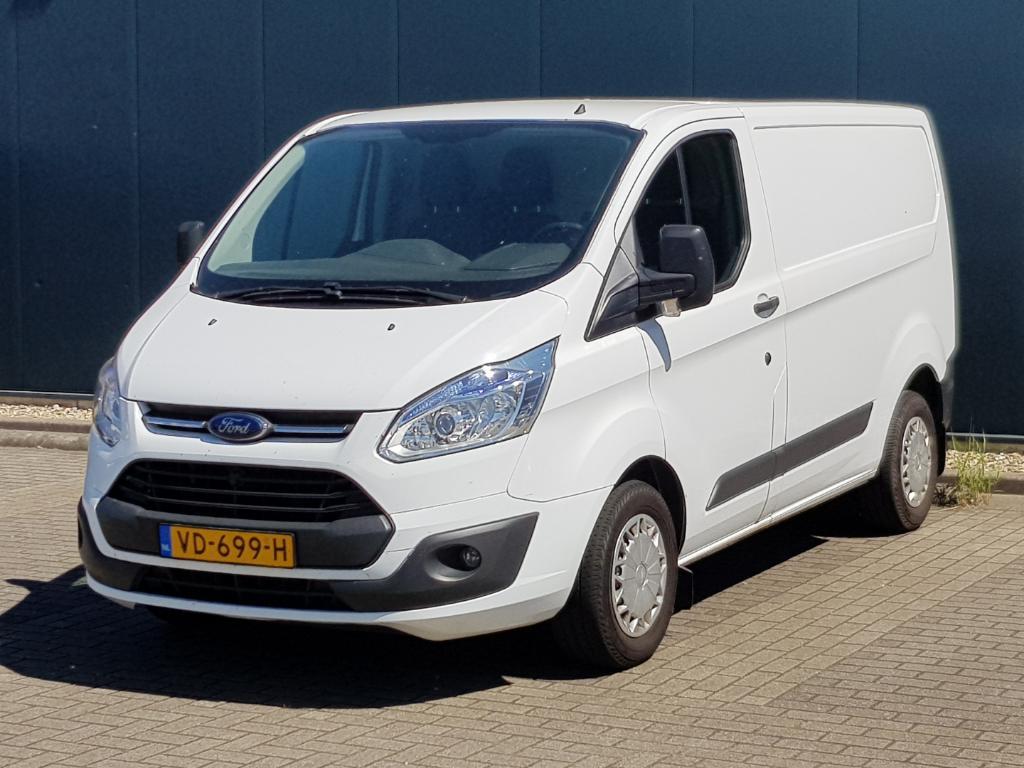 Ford Transit Custom 270 2.2 TDCI L1H1 Tr