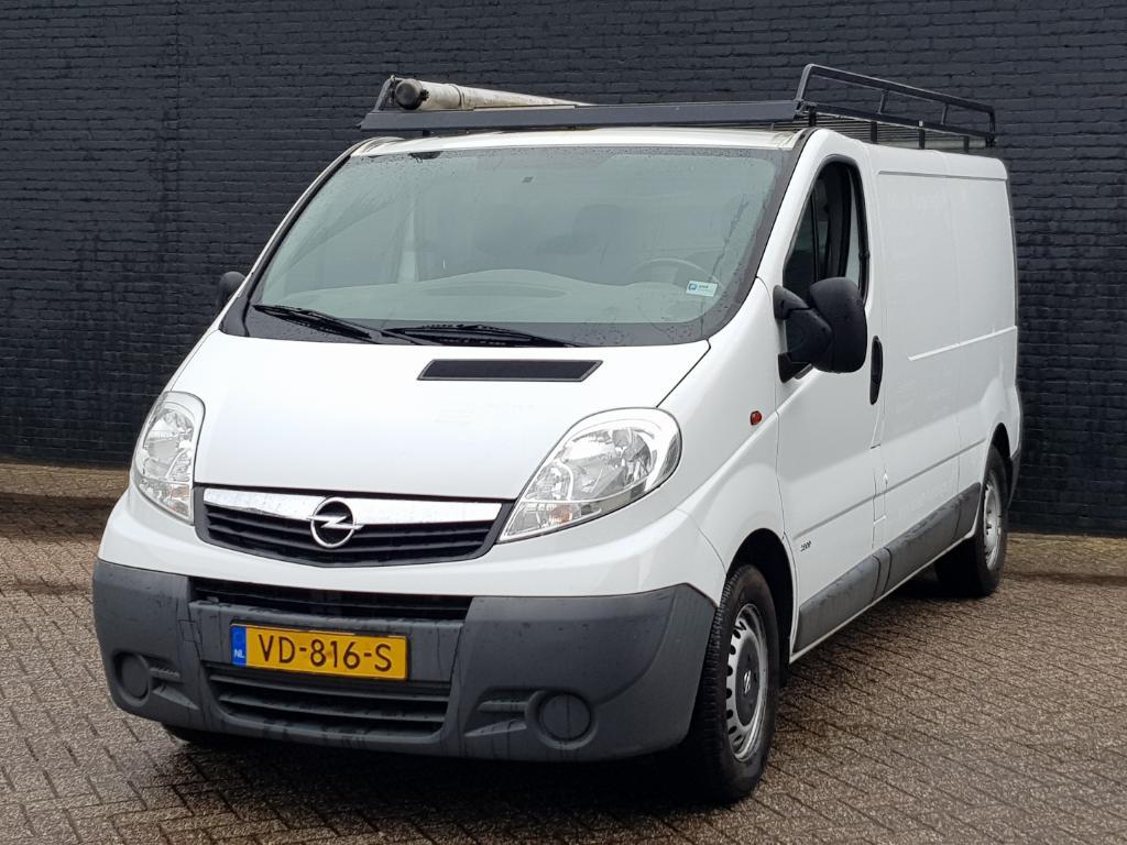 Opel VIVARO  2.0 CDTI L2H1 Eco Imperial