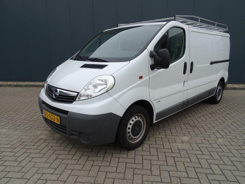 Opel VIVARO  2.0 CDTI L2H1 Sel.