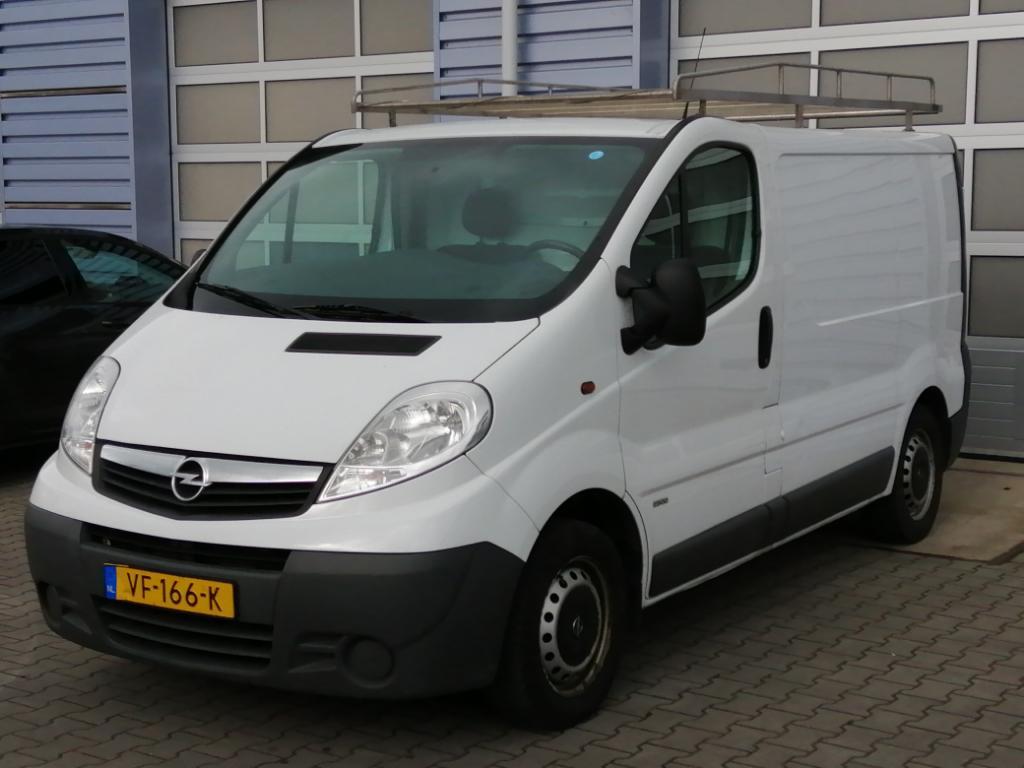 Opel VIVARO  2.0 CDTI L1H1 imperial
