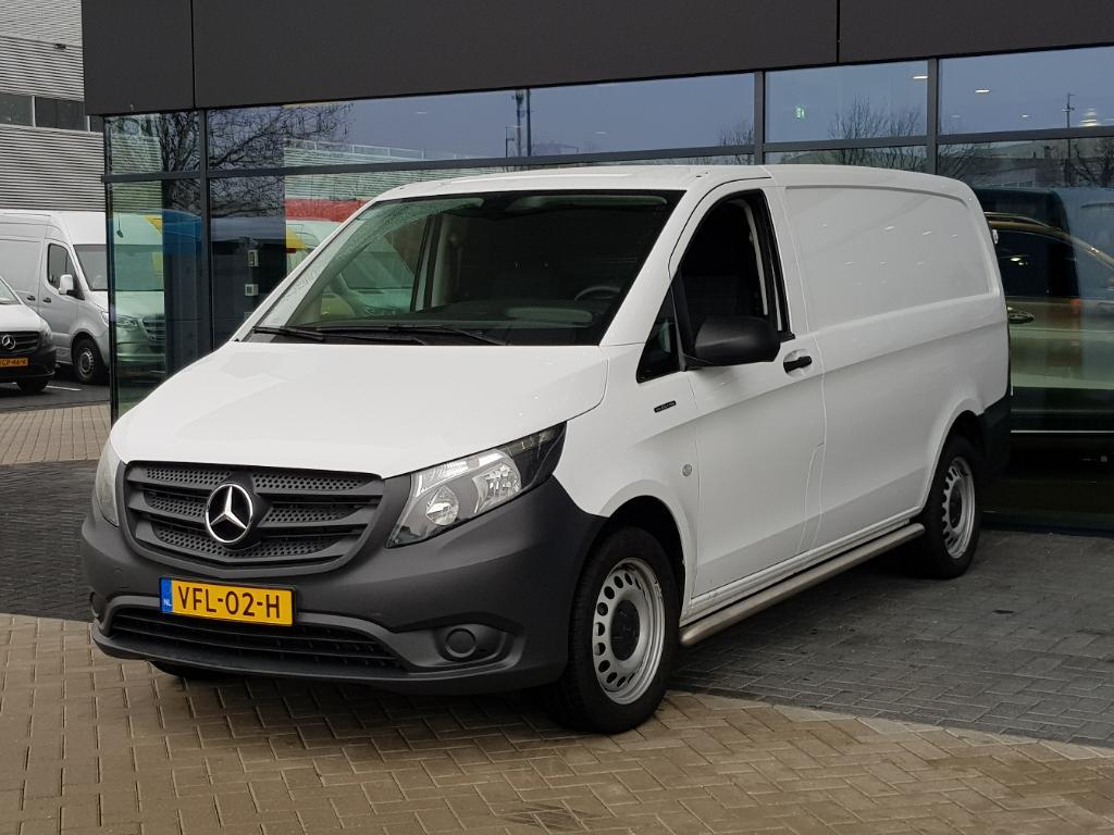 Mercedes-Benz eVito eVito Lang Launch