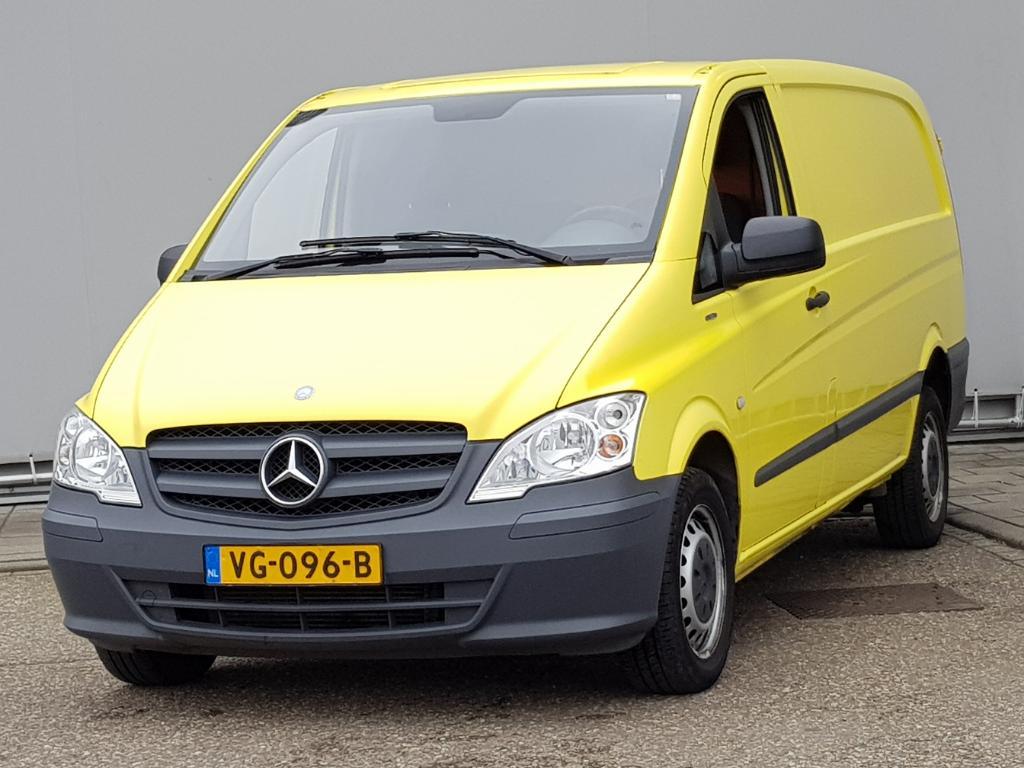 Mercedes-Benz VITO  110 CDI 320 F.L.st