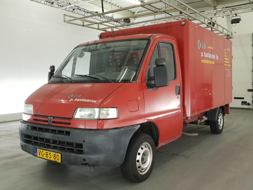 Peugeot BOXER  320 L 2.5  Bakwagen met imperiaal