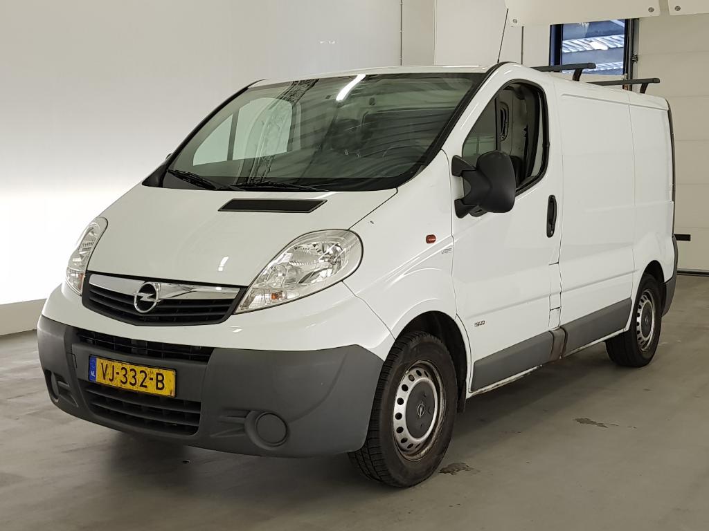 Opel VIVARO  2.0 CDTI L1H1 Eco kasteninrichting