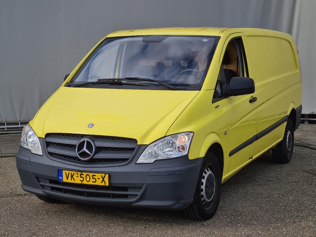 Mercedes-Benz VITO  110 CDI 343 F. Com