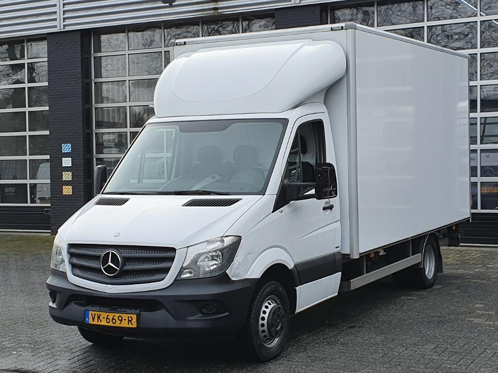 Mercedes-Benz SPRINTER  416 2.2 CDI 432 Bakwagen incl.hydr.laadklep