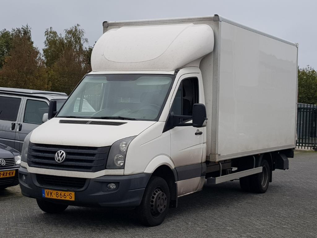Volkswagen CRAFTER 35 2.0 TDI Bakwagen