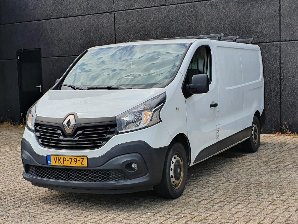 Renault TRAFIC  1.6 dCiT29  L2H1  TuEn