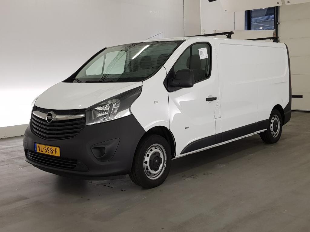 Opel VIVARO  1.6 CDTI L2H1 Ed Eco Kasteninrichting