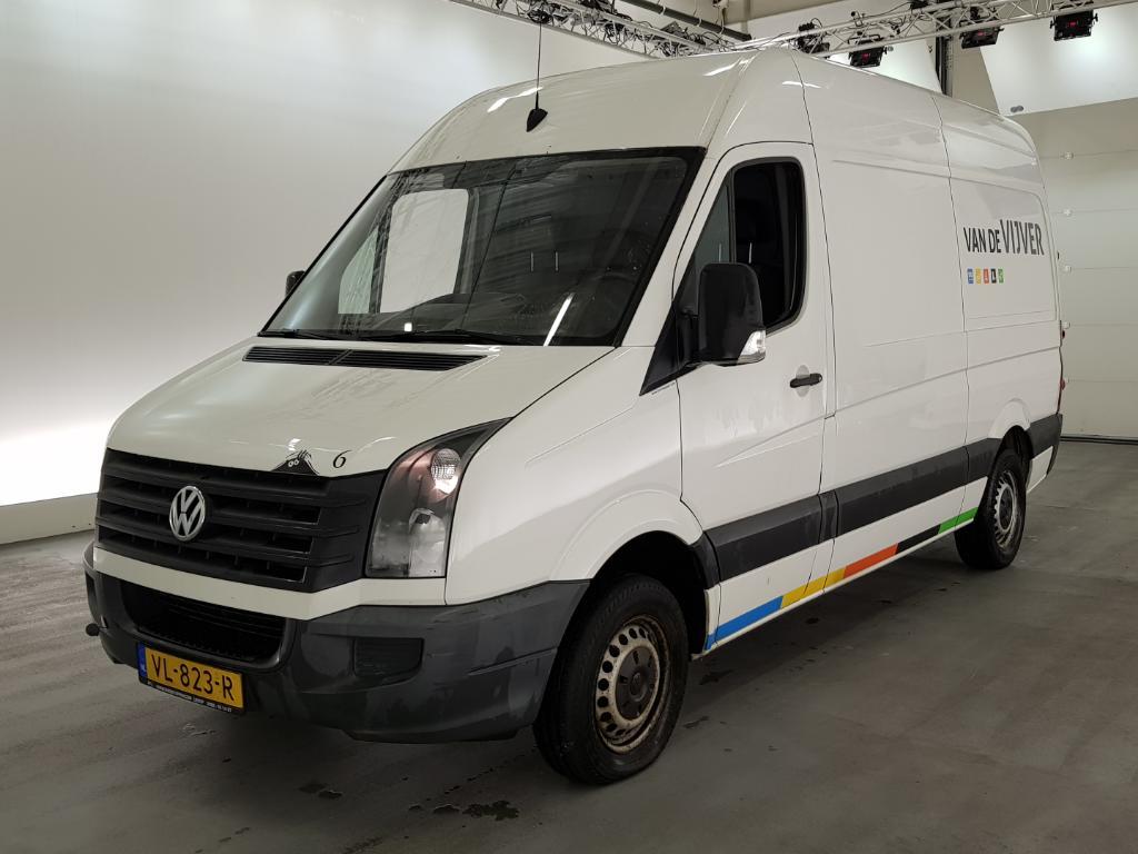 Volkswagen CRAFTER 30 2.0 TDI L2H2