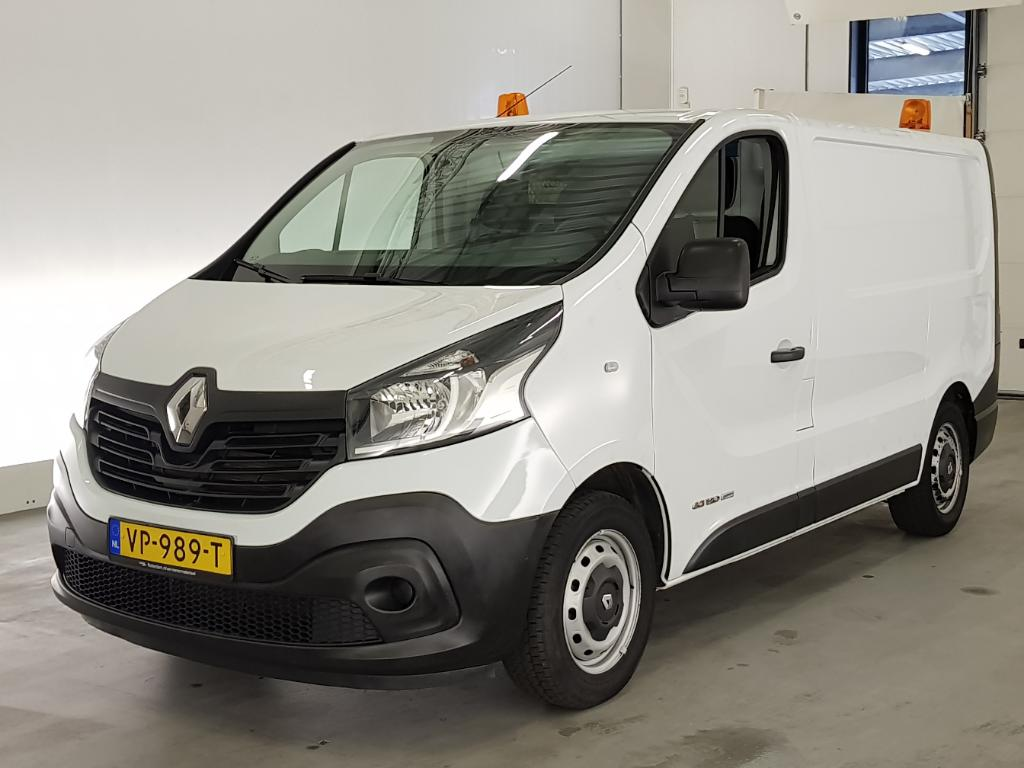 Renault TRAFIC  1.6 dCi T27L1H1ComEn met Kastinrichting