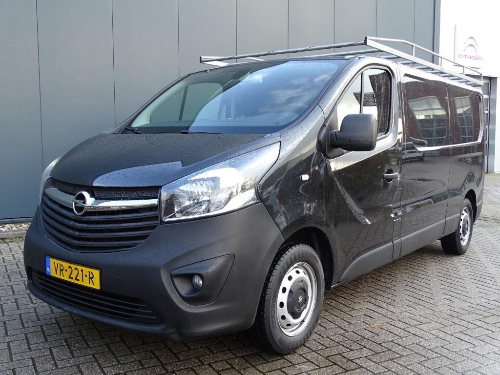 Opel VIVARO  1.6 CDTI L2H1 Edition