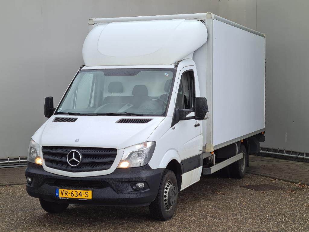 Mercedes-Benz SPRINTER  513 2.2 CDI 432L HD  Laadklep
