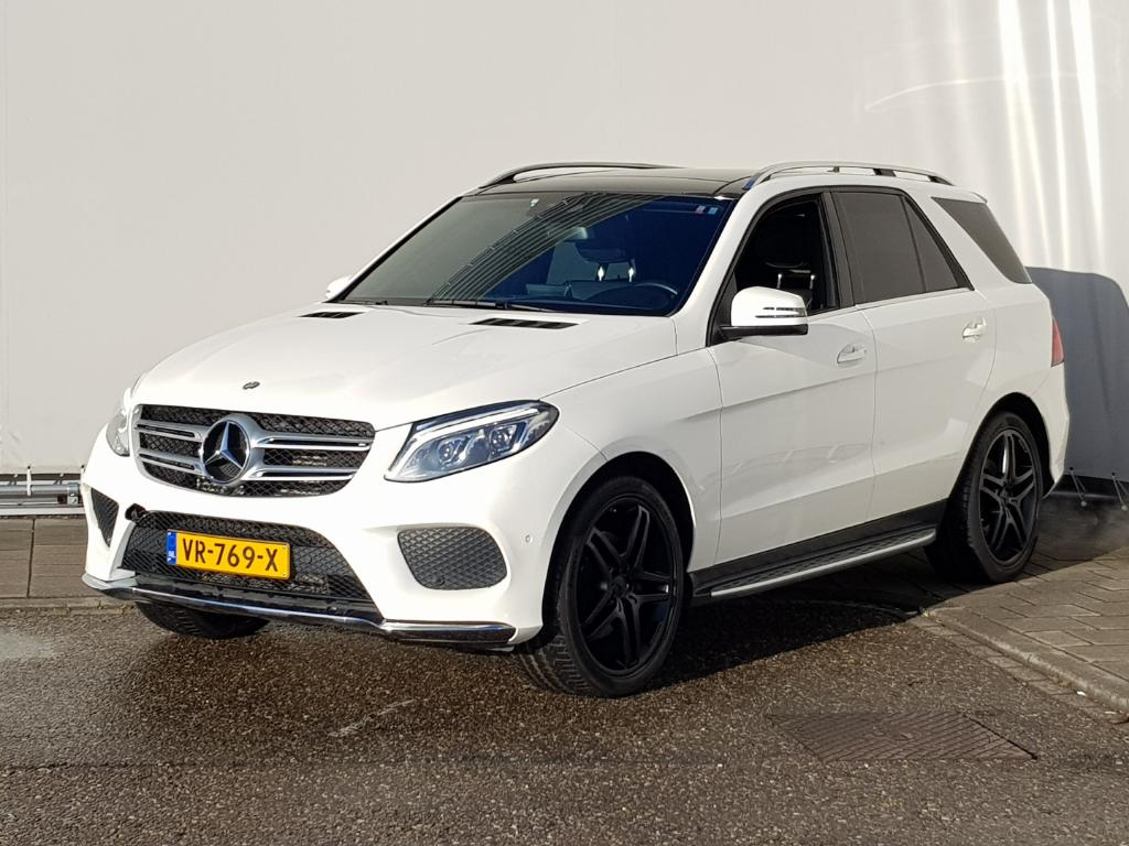 Mercedes-Benz GLE-Klasse GLE 350 d 4MATIC