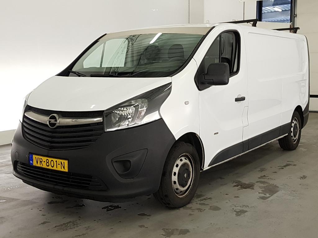Opel VIVARO  1.6 CDTI L2H1 Ed Eco met Kastinrichting